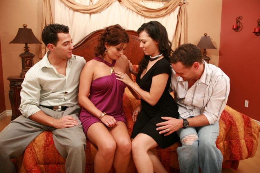 истории про групповой секс Н
